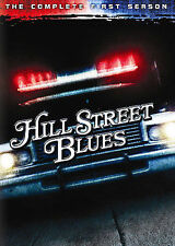 Hill Street Blues - Season 1 (DVD, 2006, 3-Disc Set)