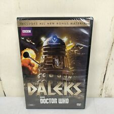 Doctor Who: The Daleks (Dvd, 2015, 2-Disc Set) Bbc Brand New