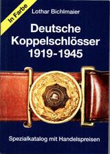 Deutsche Koppelschlösser 1919-1945, 3. Aufl. 2018, neu