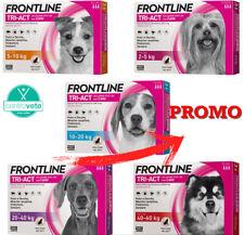 Frontline TRI-ACT 6 pipette per CANI 5-10 |10-20 | 20-40 | 40-60 kg