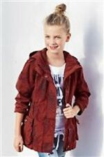 Next Girls' parka Coats, Jackets & Snowsuits (2-16 Years) with Hooded