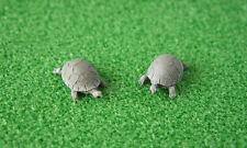 FAIRY GARDEN ANIMALS - TORTOISES - SET OF TWO - NEW