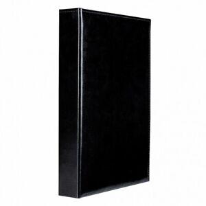 Album simili cuir noir Lighthouse pour 300 billets de banque (345089)