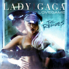 LADY GAGA LOVEGAME LIMITED US ONLY 6-TRACK CD MAXI