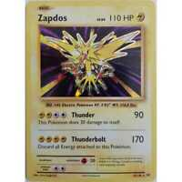Zapdos 42/108 Holo - XY Evolutions 2016 -Englisch NM/Mint