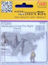 CMK F72353 Resin 1/72 Wellington Crew Pre-flight Check (3 fig.) Airfix