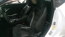 2019 Camaro Recaro High Performance Front Seat SET (2) Black Leather 2052815