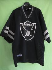 Maillot Raiders Oakland Football Americain Shirt Vintage #55 campri Jersey - L