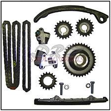 Timing Chain Kit Fits Nissan 240SX Altima 2.4L 2389cc KA24DE 9-4180SA W/ Gears