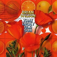 Brian Wilson - That Lucky Old Sun  CAPITOL RECORDS CD 2008 (5099923483026)