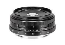 Wide angle lens Meike 28mm f/2.8 for MFT (M4/3) Olympus/Panasonic/Kodak