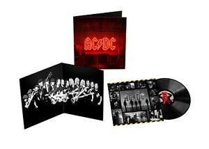 AC/DC - PWR/UP (Power Up) - New Black Vinyl LP