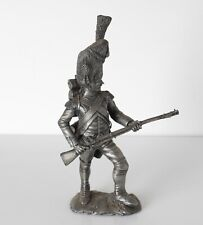 Vintage Ray Lamb Pewter Figure, Grenadier Guard during the Napoleonic War 8.25""