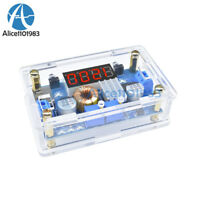 5A CC/CV W USB Voltmeter LED Drive Step down Lithium charger Power Module + CASE
