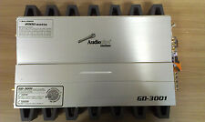 Audiopipe GD-3001 Class-D 2000 Watts Professional Amplifier