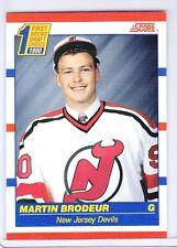 Martin Brodeur Rookie 1990 Score #439 HOF