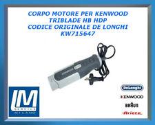 CORPO MOTORE PER KENWOOD TRIBLADE HB HDP KW715647 DE LONGHI ORIGINALE