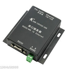 Serial Device Server USR-TCP232-300 RS232 RS485 to Ethernet TCP IP UDP