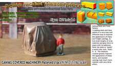 Canvas Covered Machinery Palleted (1pc) Scale Model Masterpieces/Yorke Nn3/1;160