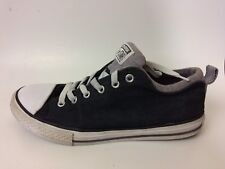 Converse All Star Boys 5 Youth EU 37.5 Sneakers Athletic Shoes Denim Blue Gray