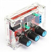 9-12V XR2206 Function Signal Generator Module DIY Kit Sine/Triangle/Square Wave