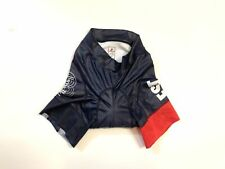 Small Women's O2 Trainer Rides Hincapie Cycling Short Navy Blue/Red CLOSEOUT