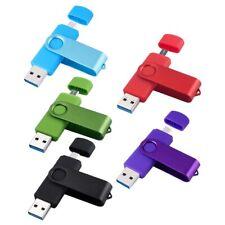 Chiavetta USB 3.0 Colorata Otg Pendrive micro-Usb Stick Memoria di Archivia P1O7