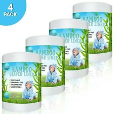 Disposable Cloth Bamboo Diaper Liners – Eco-Friendly