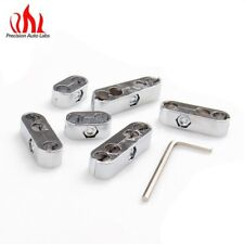 New Spark Plug Ignition Lead Wire Separators Holders HighTemp Set 6 Fits 7-9mm