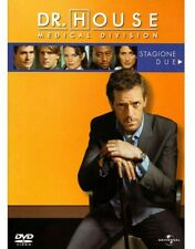 DR. HOUSE MD MEDICAL DIVISION DVD STAGIONE DUE 2 UNIVERSAL