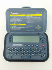 Franklin Merriam-Webster Bookman II Dictionary & Thesaurus MWD-1440