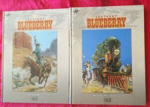 BLUEBERRY CHRONIKEN 2 + 4 u  Giraud Moebius EA 2 x HC