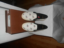 Coach Chrissy Floral ivory Shoes  9.5B  AND WITHOUT THE BOX NEW