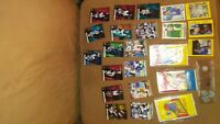 Cold War German Coin Sports Card and Wrap Lot Tom Brady Matt Forte Ryne Sandberg