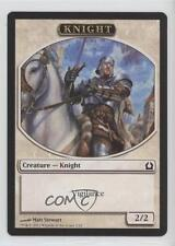 2012 Magic: The Gathering - Return to Ravnica Booster Pack Base #T2 Knight n5i