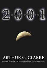 ARTHUR C. CLARKE 2001 A SPACE ODYSSEY HARDCOVER OCT 1999 1ST EDITION RARE F/ VF
