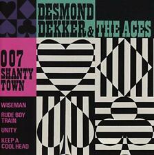 Desmond Dekker And The Aces - 007 Shanty Town (NEW CD)