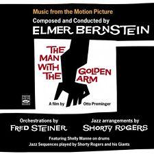 Elmer Bernstein The Man avec The Golden Bras