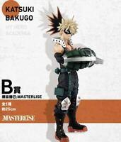 BANDAI Ichiban kuji My Hero Academia I'm Ready! Masterlise figure Bakugo F/S NEW