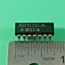 ANALOG DEVICES AD7512D1JN PROTECTED DI CMOS ANALOG SWITCH IC  +-25V