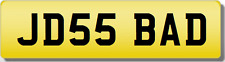 JD JDS  BADBOY Private CHERISHED Registration Number