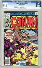 Conan  #87  CGC 9.6 NM+  Off wht- wht pgs  6/78 Adapted from a story by Bjorn