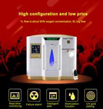 Concentratore di ossigeno dedakj DDT-1L Generatore portatile casa intelligente macchina UK