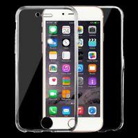 FUNDA GEL TPU TRANSPARENTE DOBLE CARA 360º PARA iPhone X / XS / XR / XS MAX