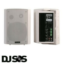 PULSE ACTIVE40PRO-WH ACTIVE INSTALL SPEAKERS 40W RMS WHITE & WALL BRACKET