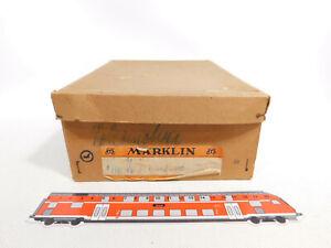 CR318-1# Märklin Spur 0 Leerkarton für R 66/12910 Dampflok, gut