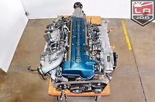 JDM TOYOTA 2JZ GTE VVTi TWIN TURBO 3.0L ENGINE ECU WIRING HARNESS ARISTO 2JZ GTE