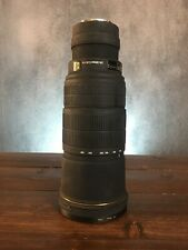 Sigma 120-300mm f2.8 EX APO IF HSM (2002) Zoom Lens for Canon