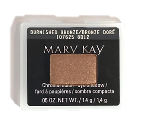 MARY KAY CHROMAFUSION EYE SHADOW BURNISHED BRONZE 107625 (.05 OZ) (NEW)
