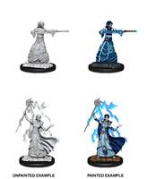 figurine HD mini wizkids JDR D&D pathfinder W12 Elf Wizard